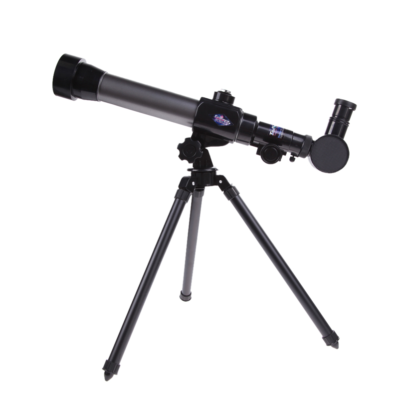 40X Refractor Telescope Microscope Combo Science Star School Project Toy FCI#(China (Mainland))