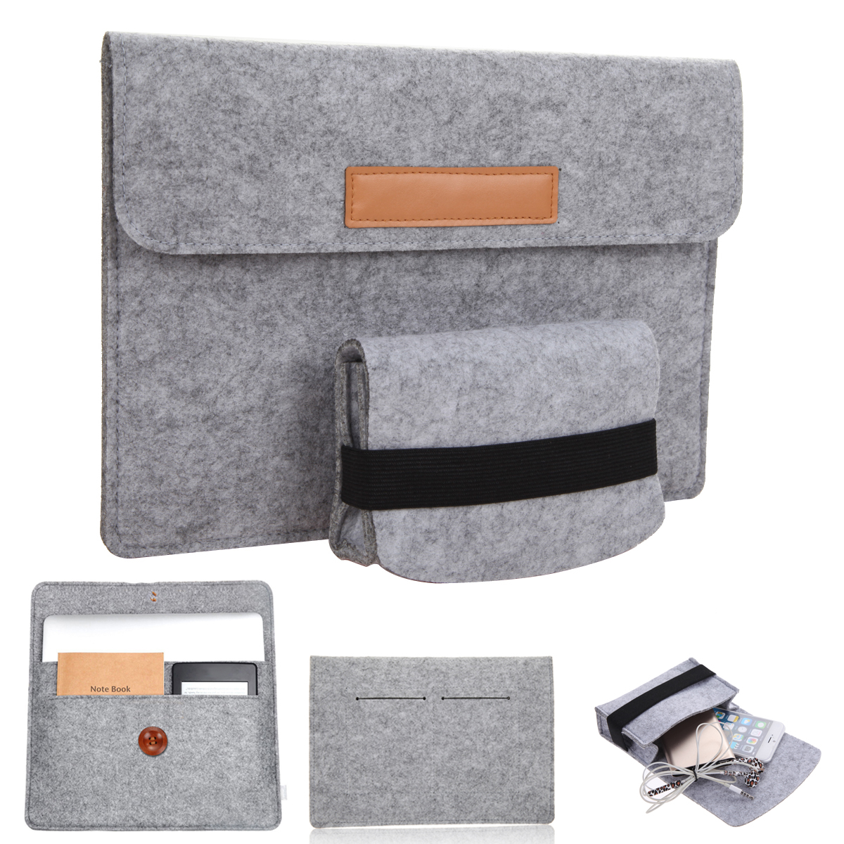 Portable durable net mesh laptop notebook tablet bag sleeve pouch cover case for iPad/Macbook Pro/Air 10''11''12''13(China (Mainland))
