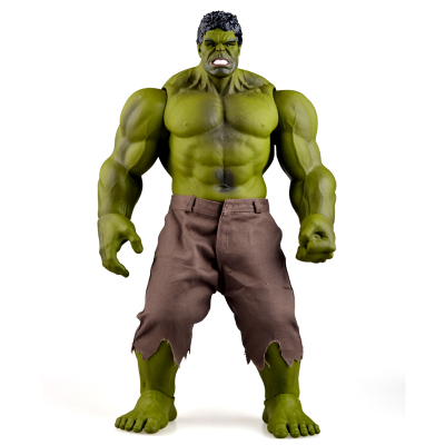 Incredible Hulk Iron Man Hulk Buster Age Of Ultron Hulkbuster 42CM PVC Toys Action Figure Hulk Smash(China (Mainland))