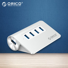ORICO USB 3.0 Hub Super Speed 4 Ports Micro external Usb Hub Splitter Portable for Apple Macbook Air Laptop PC Tablet-(M3H4)(China (Mainland))