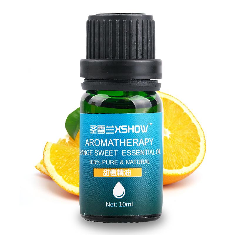 Sweet Orange Essential Oil Whitening Moisturizing Brightening Anti Aging Skin Care Body Massage Oil Beauty SPA Aromatherapy Oils(China (Mainland))
