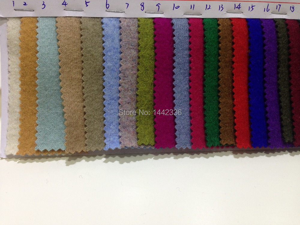 Wholesale Factory direct sales Jersey Knitted Fabric F185# tweed wool(China (Mainland))