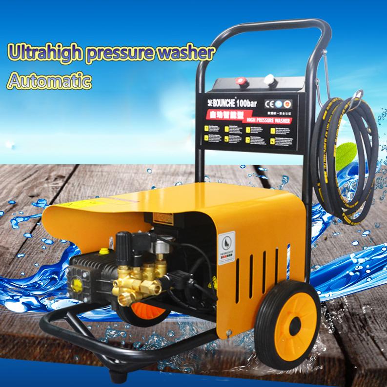 High Pressure Cleaning Machine Water Pump Cleane Industrial Washing Machine Car Washer(China (Mainland))