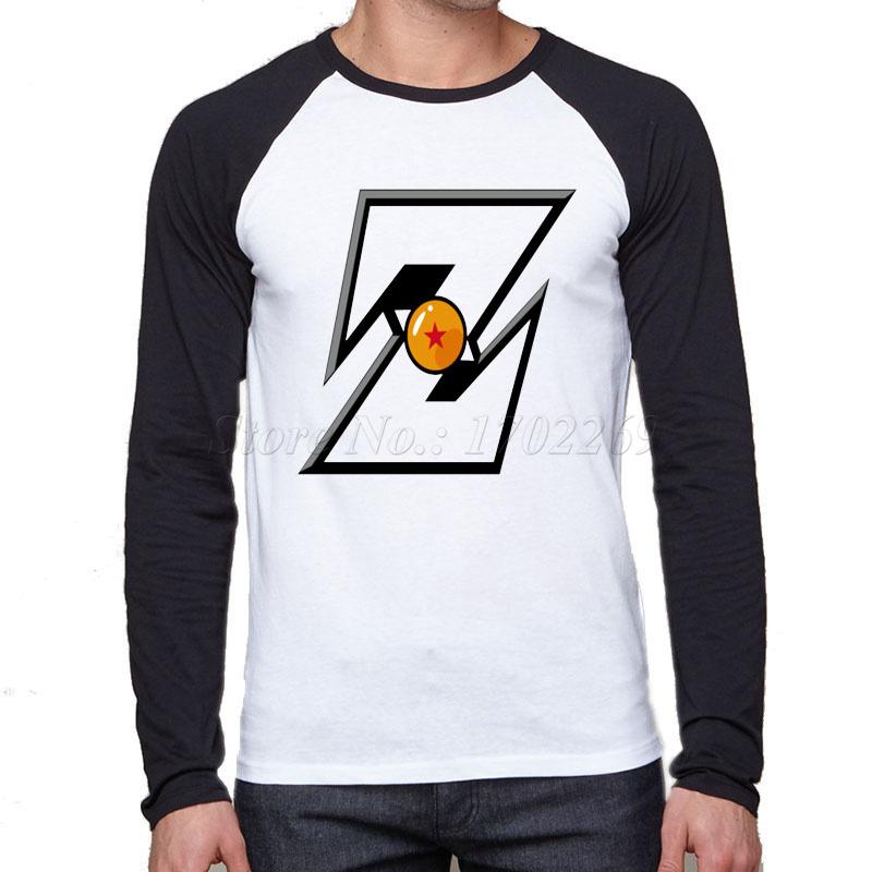 2016 The Dragon Ball Z Men's Fashion t-shirt Son Goku In My Pocket Design Male Long Sleeve tops Hor Sales Hispter tee shirts(China (Mainland))