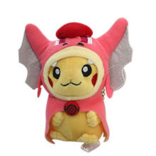 Pokemon Pikachu Cyndaquil Charmander Bulbasaur Dragonite Celebi Snorlax Torchic Squirtle Kids Plush Toys Dolls Stuffed Animals(China (Mainland))