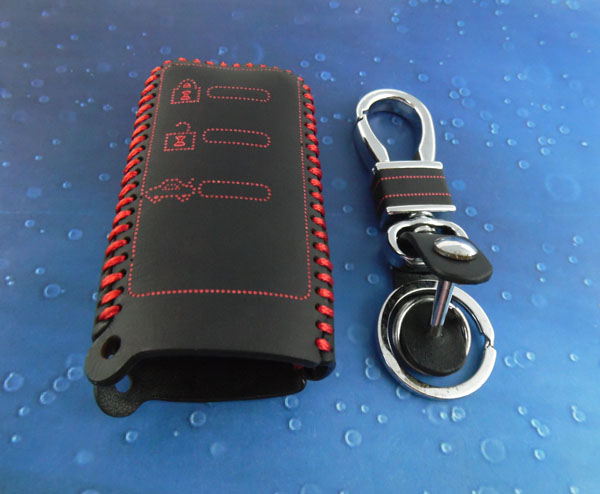 Leather for Forester Key Fob Keyless Entry Remote Transmitter case cover R<br><br>Aliexpress