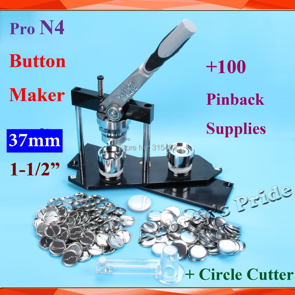 plastic badge maker machine