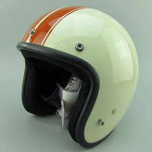 Japan Classic Vintage 3/4 Motorcycle Helmet High quality Chopper Bike helmet S M L XL XXL available(China (Mainland))
