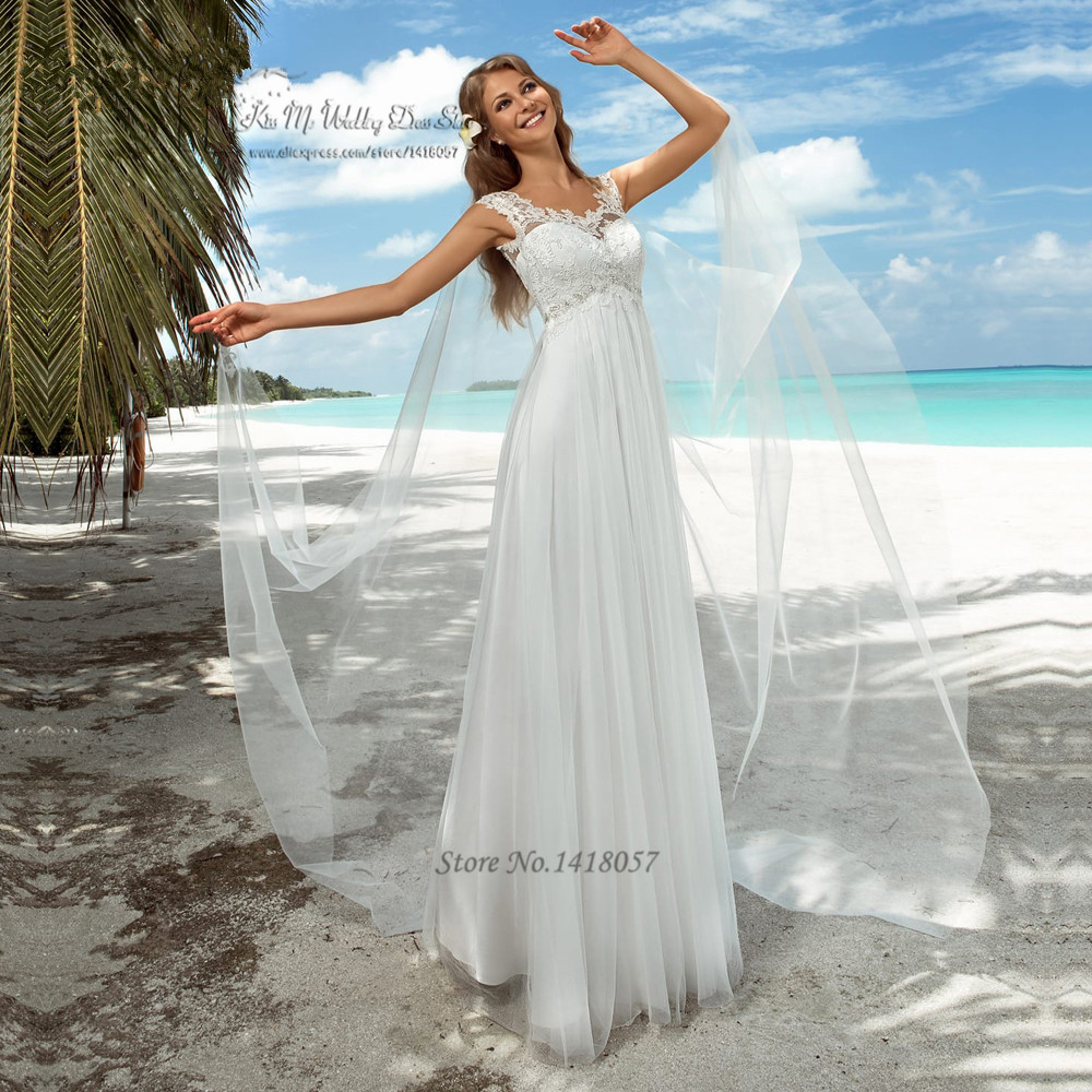 Online Get Cheap Maternity Beach Wedding Dresses Aliexpresscom