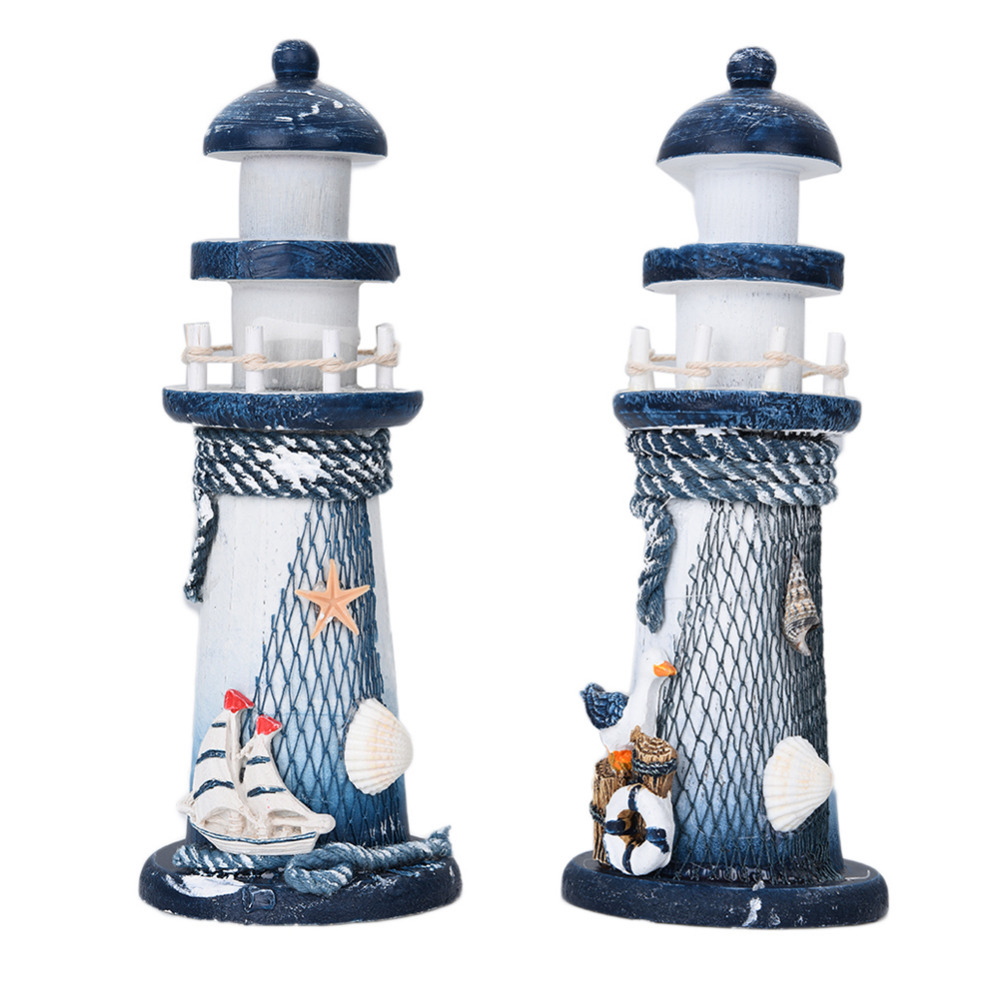 Online Get Cheap Nautical Lighthouse Decorations