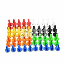 6MM Motorcycle Accessories Fairing body Bolts Screws for APRILIA RS 125 1998 1999 2000 2001 2002 2003 2004 2005 KTM 390 200 125