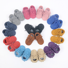 50 pairs lot Lace Up Suede Booties tassel fringe