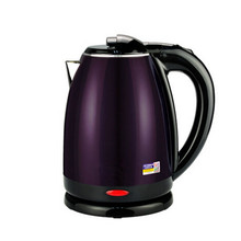220V Electric kettle Heating Hot Water Split Style Stainless Steel Quick Heating Auto 1500W 2.0L(China (Mainland))
