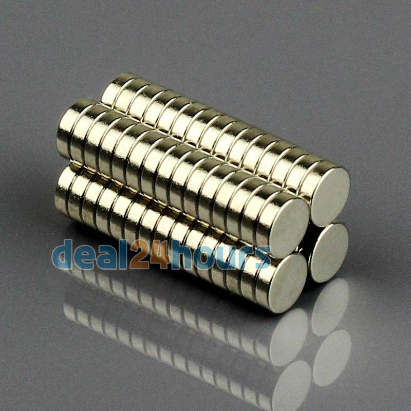 Гаджет  50pcs/lot N35 Strong Round Cylinder Magnets Disc D5mm X 1.5mm N35 Rare Earth Neodymium Free Shipping None Строительство и Недвижимость
