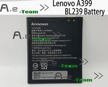 Lenovo A399 аккумулятор BL239 2000 mAh аккумулятор замена батарей для Lenovo A399 A330E сотовый телефон
