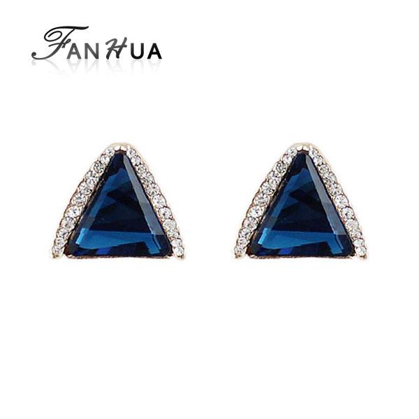 big fake diamond earrings - photo #21