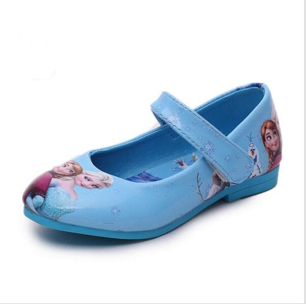 Cheap Sneakers, Buy Directly from China Suppliers Spring New Children Shoes Girls Sneakers Elsa Anna Princess Kids Shoes Fashion Casual Sport Running Leather Shoes for girls Enjoy Free Shipping Worldwide! Limited Time Sale Easy Return/5(69).