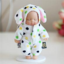 Variedade de Conjuntos de Roupa de Dormir Baby Doll Chaveiro Pompom Chaveiro Car Chaveiro Mulheres Saco Chave Titular Acessórios Charme Pingente(China)