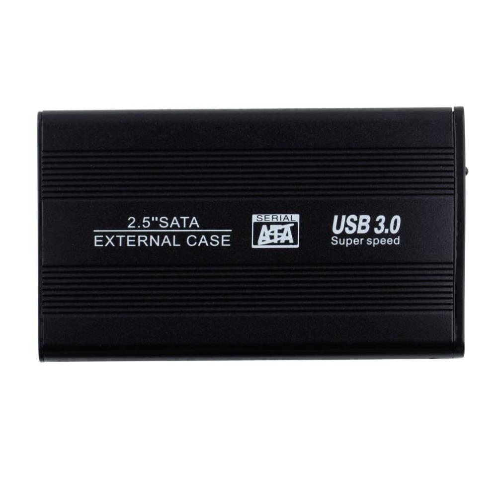 Jumping Price 2 5 USB 3 0 HDD Case Hard Drive SATA External Enclosure Box New