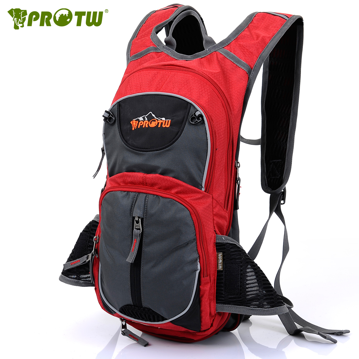Outdoor waterproof mountaineering bag child bicycle ride double-shoulder backpack travel - China One Tech Trade Co., Ltd. store