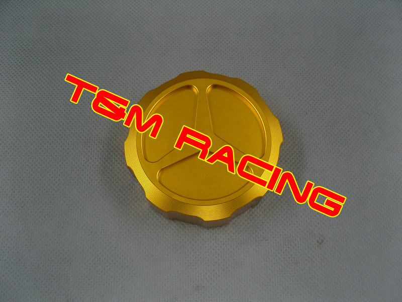 silver front brake fluid cap gsxr600 1000 r1 r6 zx6r zx10r cbr - Haining City Purute Racing Factory store