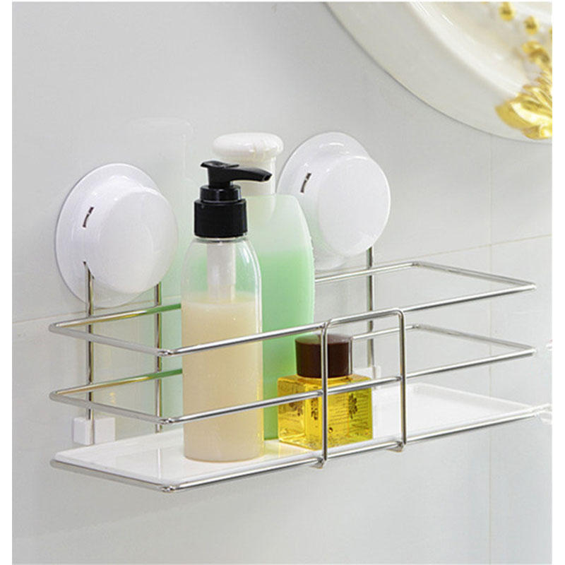 Bathroom Shelves Stainless Steel With Elegant Images In Canada ...