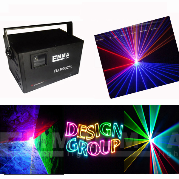 2015 3w new Arrival RGB Laser projector patterns rgb led Club Party Bar DJ light Dance Disco party Stage Lights show system(China (Mainland))