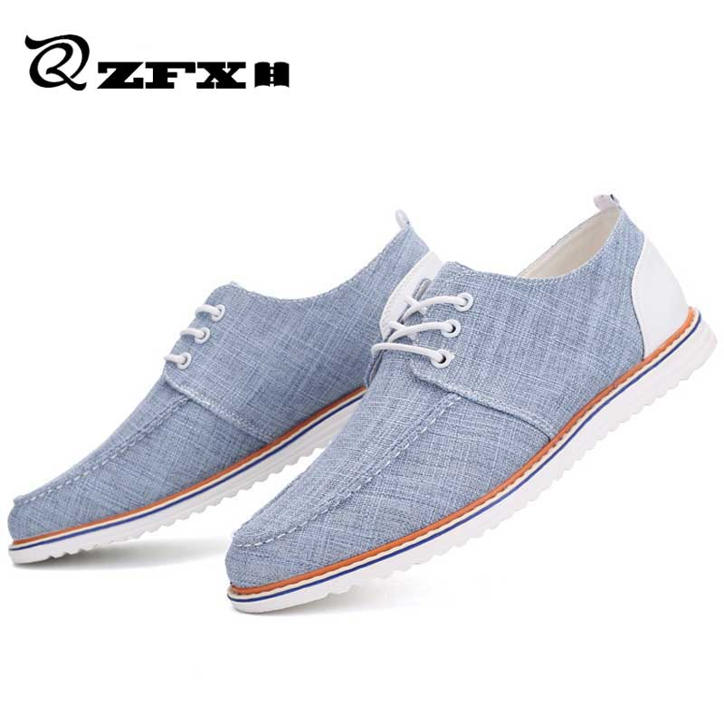 2016 New Arrival Men's Fashion Casual Breathable Splicing Shoes Male Casual Hemp Comfortable Summer Wear Shoes Lace-up Flats(China (Mainland))