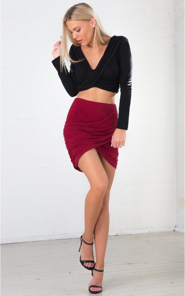 Sexy Pencil Skirt - Redskirtz