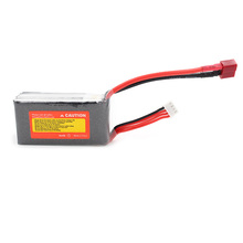 FPV Drone Lipo Battery ZOP Power 11.1V 1500MAH 30C T Plug Battery 3S Lipo Battery For RC Quadcopter Remote Control Free Shipping
