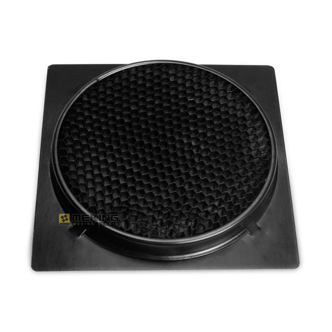 Meking Studio Flash Barndoor For Strobe snoot with Honeycomb grid 10cm Light Control Gel Filter Color(China (Mainland))