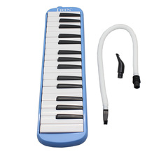 32 Piano Keys Melodica Musical Instrument  for Music Lovers Beginners Gift with Carrying Bag(China (Mainland))