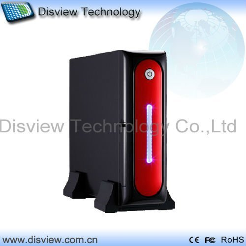Factory Outlet:  itx industrial desktop computers pc, umpc laptops computer mini desktop pc Optional: WIFI / Dual LAN: 52B-3
