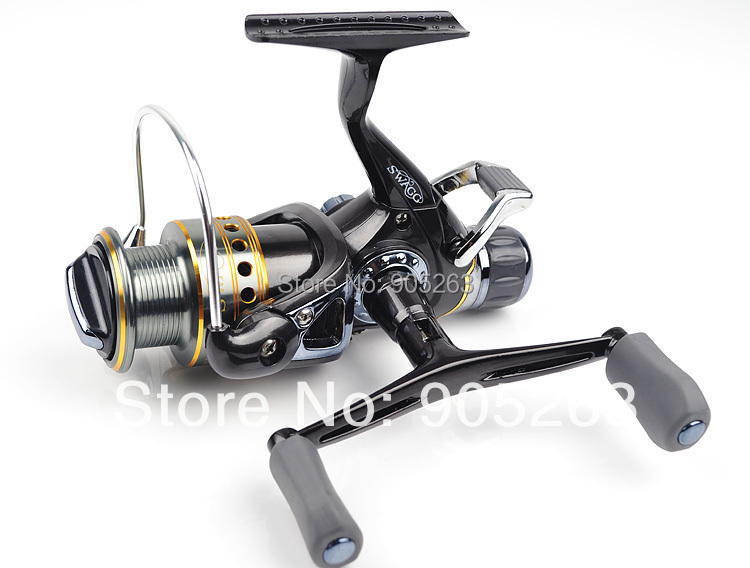 AASBJF 10BB series 5.1:1 Superior Baitrunner Carp Fishing Reels spinning reel right/left hand LURE TACKLE LINE(China (Mainland))