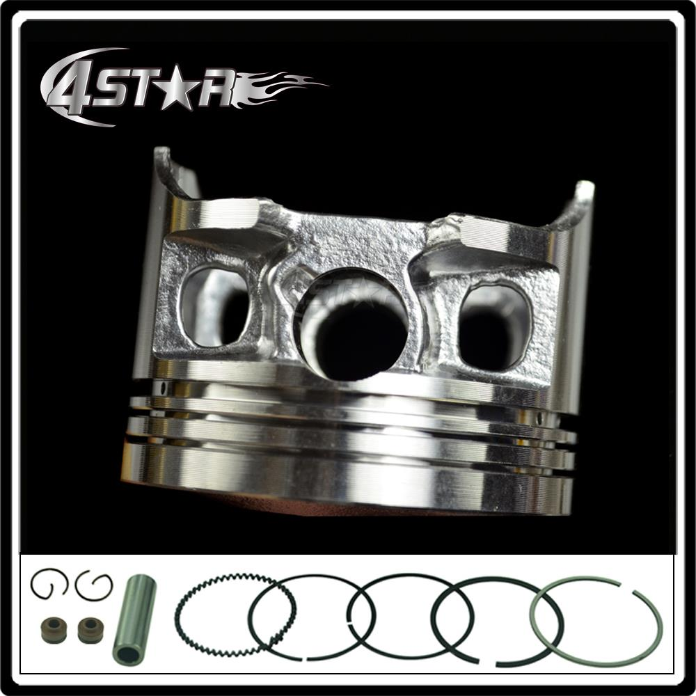 Piston Kit With Pin Rings Clips Set XR250 BAJA250 For Motorcycle ATV Racing Street Bike(China (Mainland))