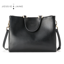 Jessie Jane Women Shoulder Bags Designer Brand 2016 New Leather Bag