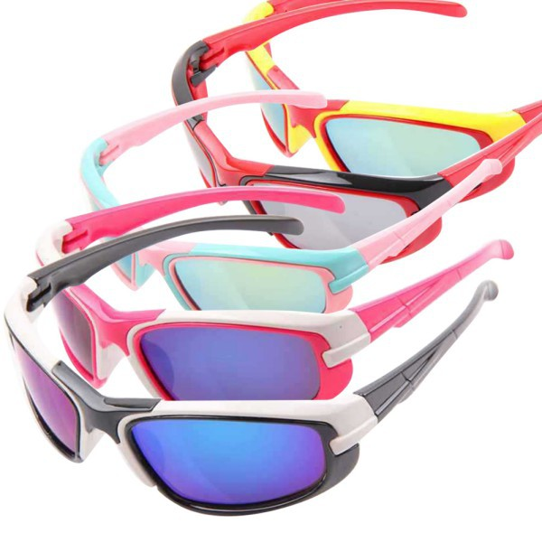 The Best Price For Children Kid Youth Outdoor Sport Cycling Bicycle UV400 Sunglasses Eyewear Goggle(China (Mainland))