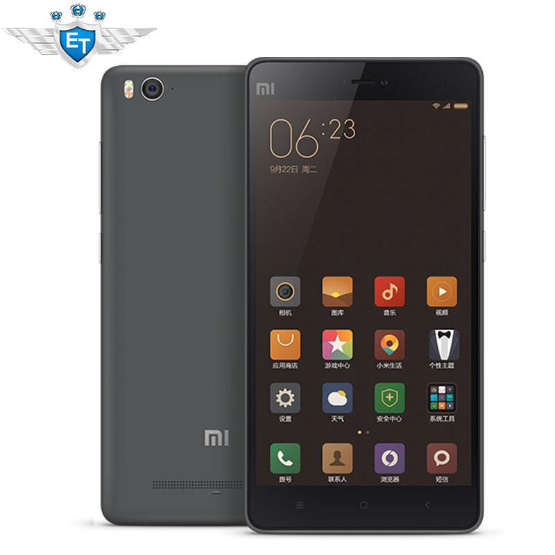 Original Xiaomi Mi4c TD 4G FDD LTE Cell Phone Android 5.1 Snapdragon 808 Hexa Core 5'' 1920x1080 13MP Camera 2GB RAM 16GB ROM(China (Mainland))