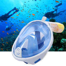 Full Face View Diving Mask Underwater Scuba Mask Dry Snorkeling Set Easybreathe Diving Training Equipment Fit Gopro(China (Mainland))