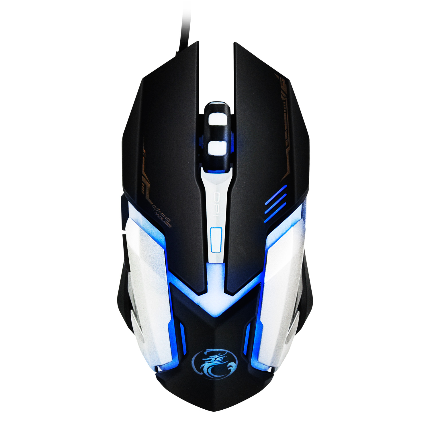 Wired Gaming Mouse 4800DPI USB Mouse Gamer Professional Optical Mouse Mice 6 Buttons E-Sport Computer Mouse Ergonomic Design V6(China (Mainland))
