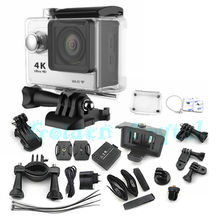 H9 Ultra HD 4K Video 170 degrees Wide Angle Sports Camera 2-inch Screen 1080p 60fps Gopro Style action Camera Wifi