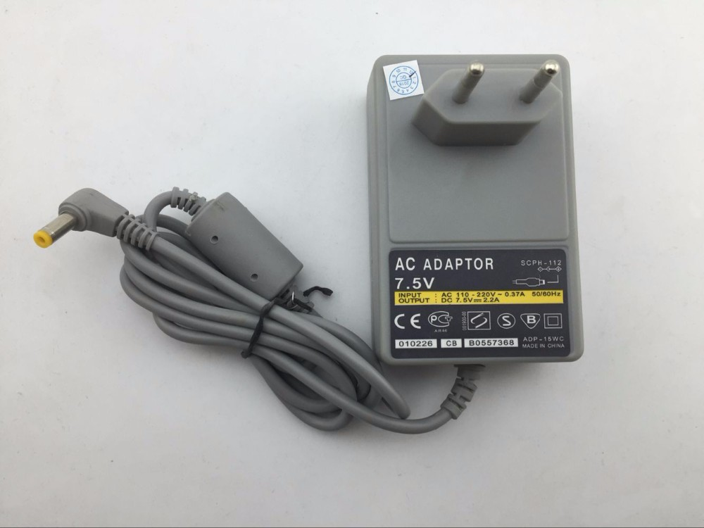 For PS1 AC Adapter Power Supply for PSONE Power Adapter For Sony Playstation 1 Game Console Accessories