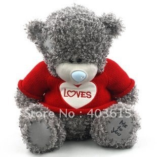 Free Shipping Brand new hot sale high quality plush toy doll dressing cloth beggar Teddy bear good for gift 1pc