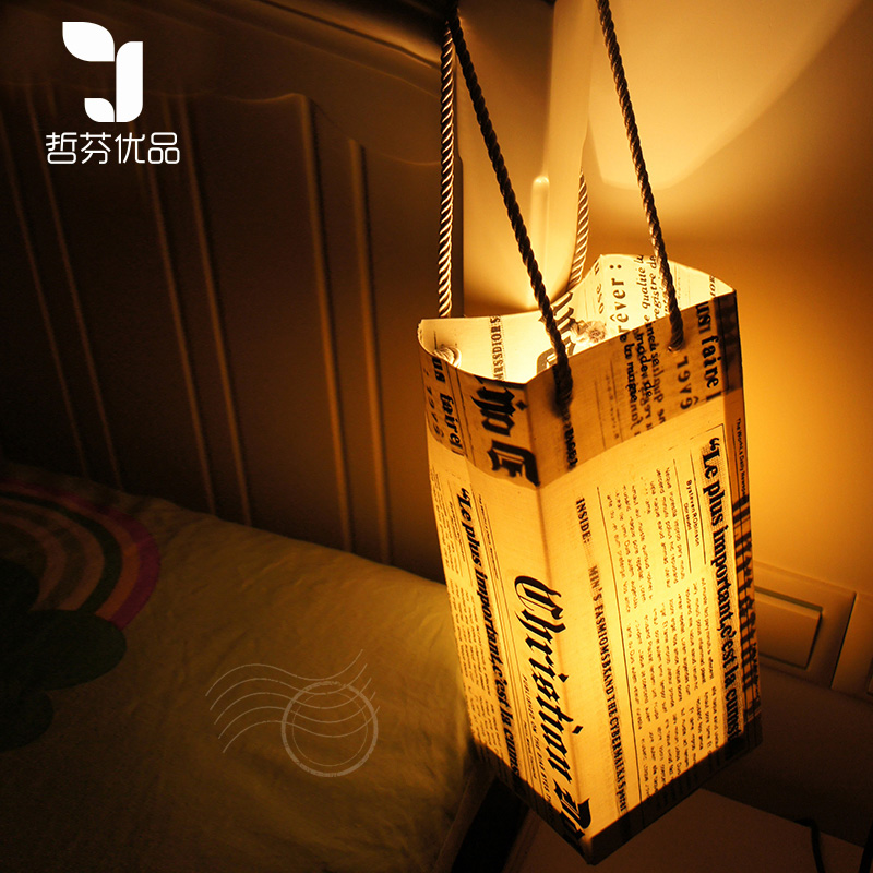 Personalized small table lamp fashion decoration lamp for Bedroom night light