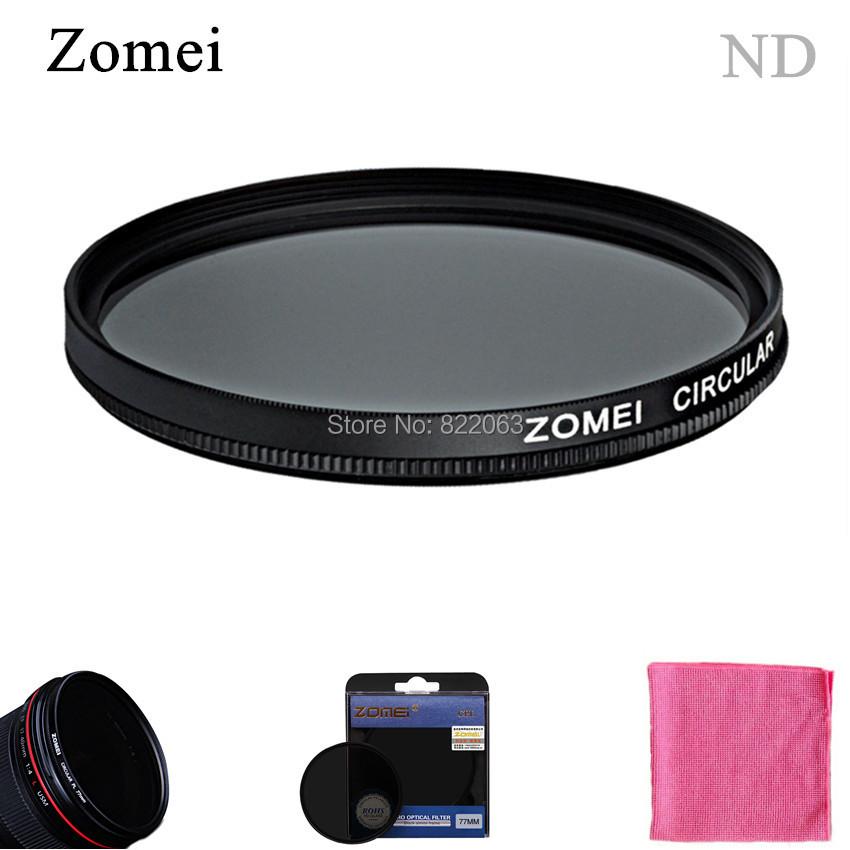 Professional Zomei 58mm CPL Polarizer Filter Polarization Filters Avoid Bright lights Filtro for Canon 600D Nikon Camera Lens(China (Mainland))