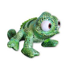 "Original New Rapunzel Pascal Lizard Chameleon Stuffed Animals 20cm 8"" Dragon Plush Baby Soft Toys for Children pelucia Kids Gift(China (Mainland))"