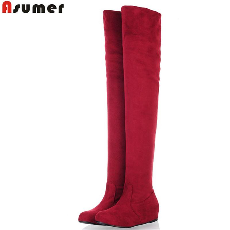 size 12 thigh high flat boots yu boots