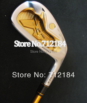 New Golf Clubs HONMA Golf Beres IS-02 Golf irons set steel/shaft Golf set With Club headcovers Free Shipping