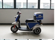 TZ-YZ-08- Electric Tricycle  for delivery Electric bike(China (Mainland))