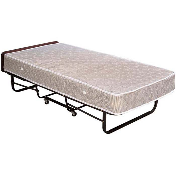 Luxury spring folding bed extra bed sofa bed single bed siesta temporary home Hotel Supplies(China (Mainland))